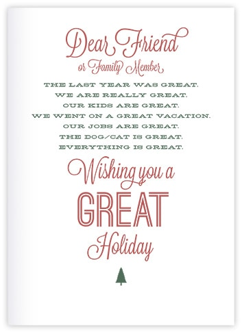 10 Sample Holiday Letters Sample Letters Word
