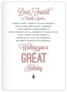 Holiday letter from employer archives sample letters word 10 sample holiday letters spiritdancerdesigns Gallery