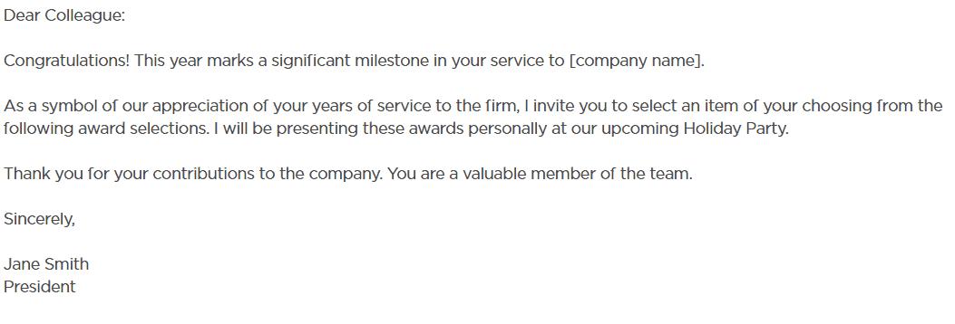 Customer Service Appreciation Letter Elitadearest