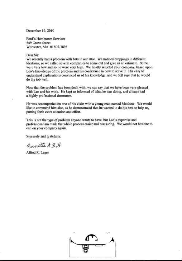 6 compliment letter samples sample letters word compliment letter 002 spiritdancerdesigns Gallery
