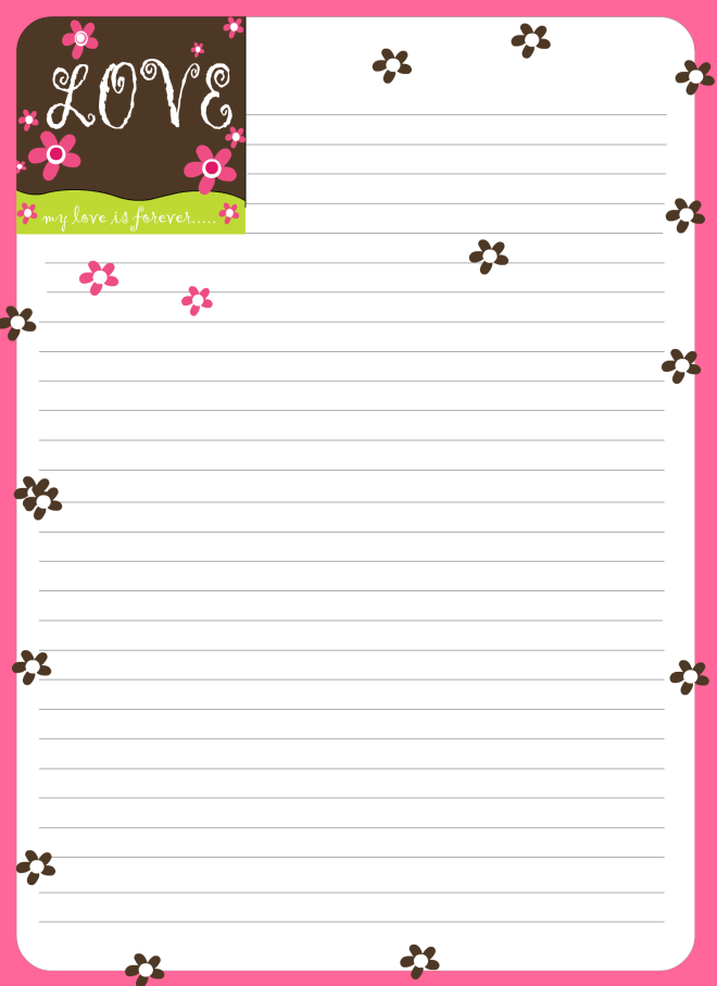 Top Beautiful Love Letter Templates