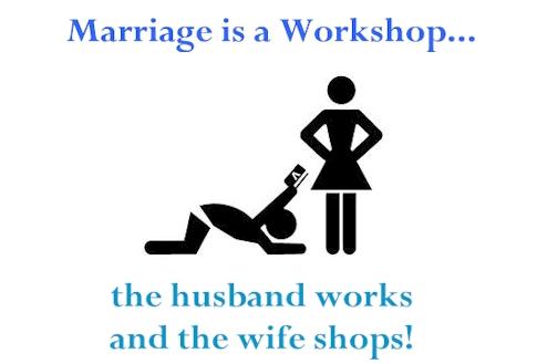 joke on husband wife