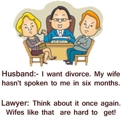 jokes about husband and wife