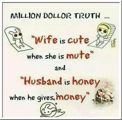 joke husband wife
