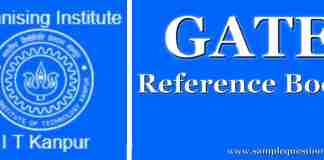 GATE Reference Books