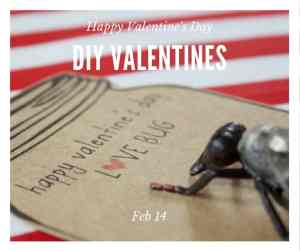 DIY Valentines Cards