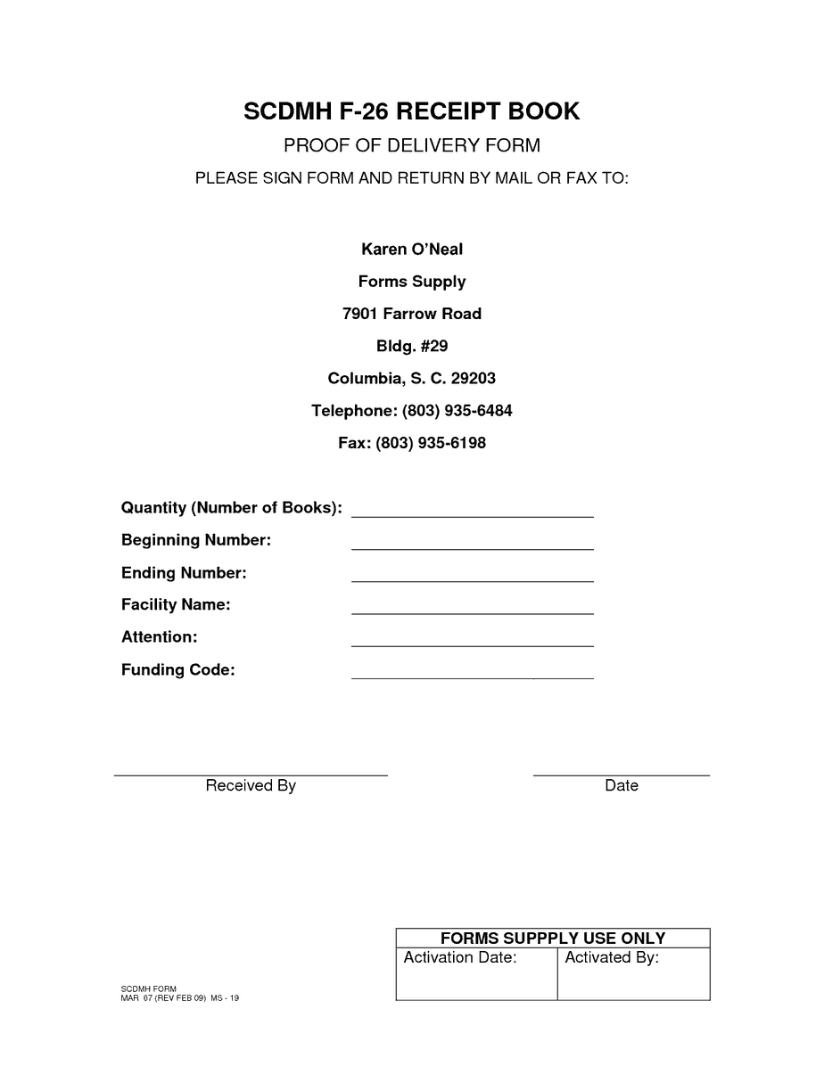 Delivery Form Template simple payslip images order slip sample
