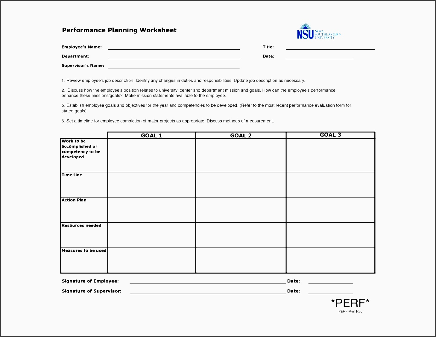 9 Forma Action Plan Template