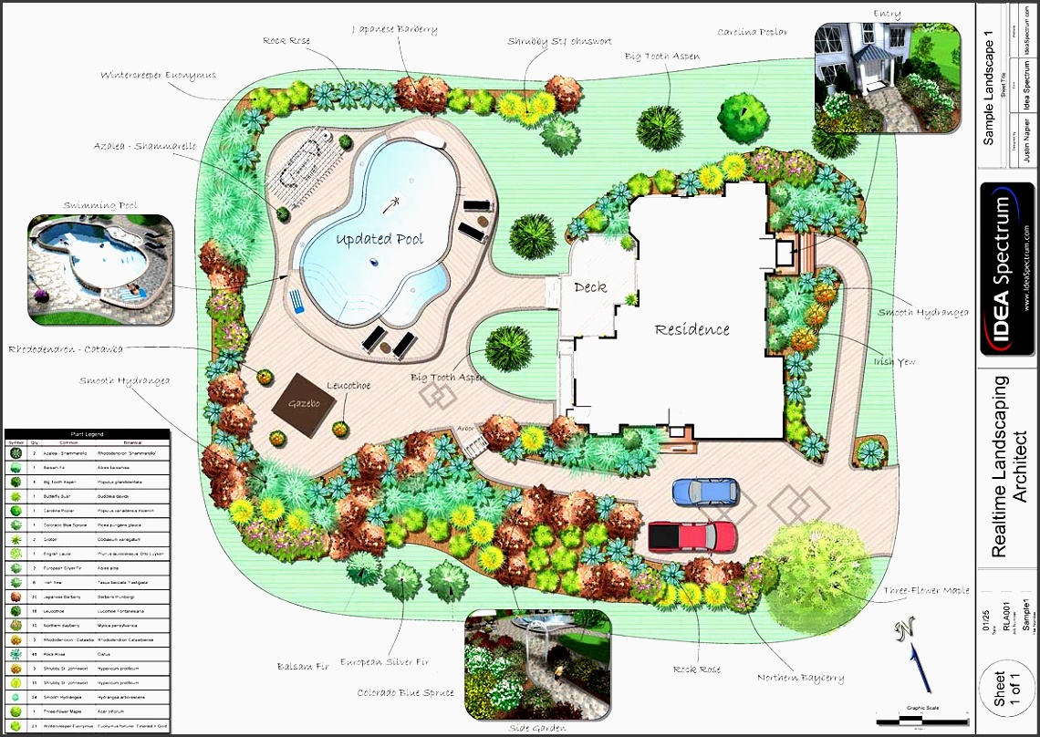 10 Garden Planner Template Free Of Cost - SampleTemplatess ... on Patio Planner id=90244