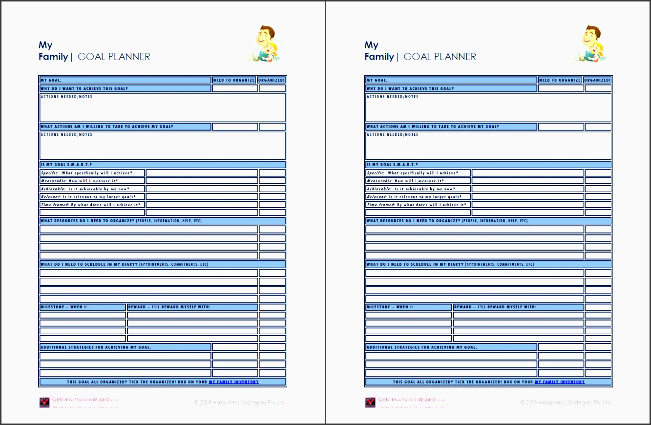 7 Printable Career Planning Checklist