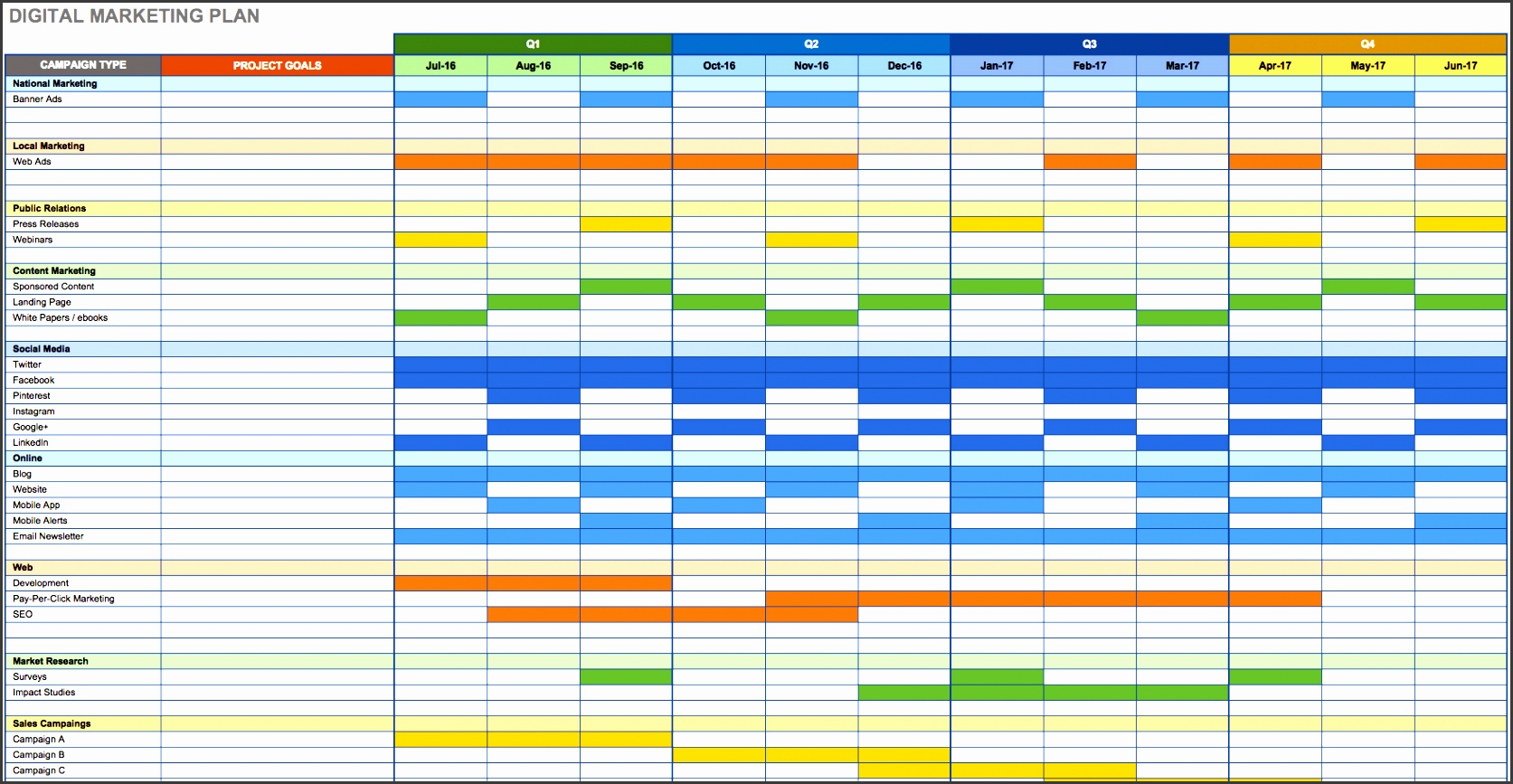 11 Table Of Contents Template In Excel