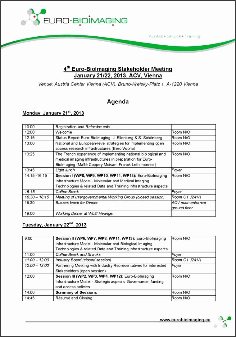 5 Committee Meeting Agenda Template SampleTemplatess SampleTemplatess