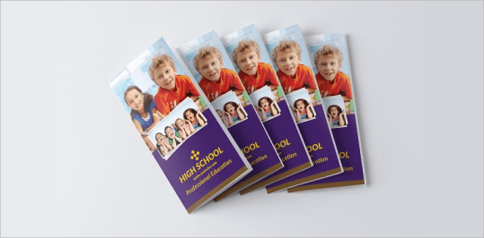 Kindergarten Brochure Templates Preschool Brochure Idea Kindergarten Brochure Templates