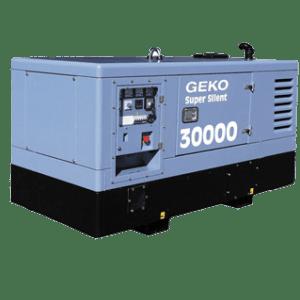 Дизельный генератор Geko Super Silent фото