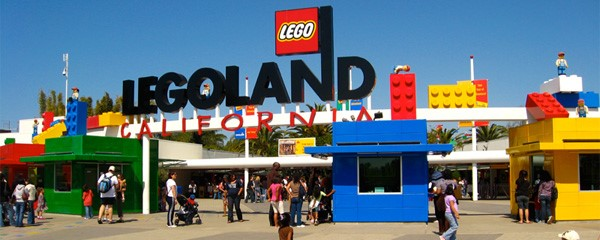 A Day at Legoland California for My Daughter's 7th Birthday