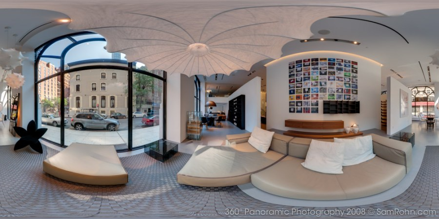 domus design collection :: new york city  :: 360° Panorama