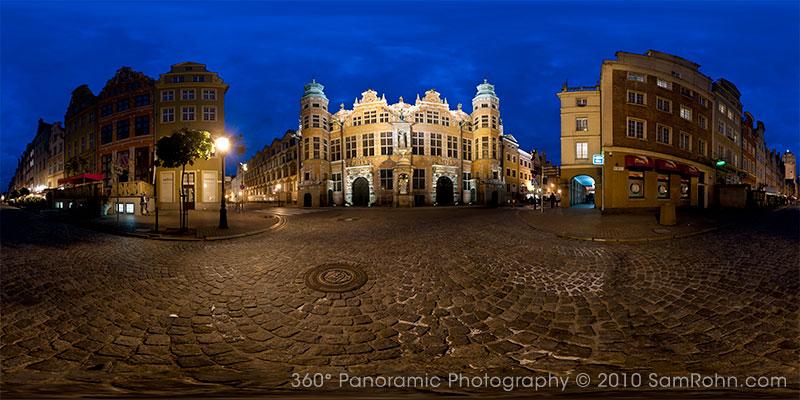 Old City Gdansk 360 176 Virtual Tour Sam Rohn 360