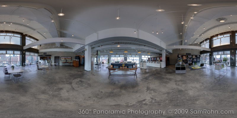 House of Bumble :: NYC  :: 360° Panorama