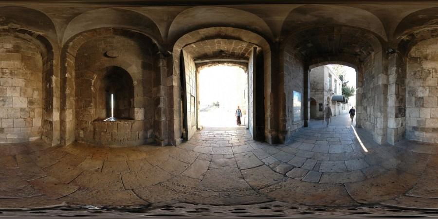 Jaffa Gate :: Jerusalem  :: 360° Panorama