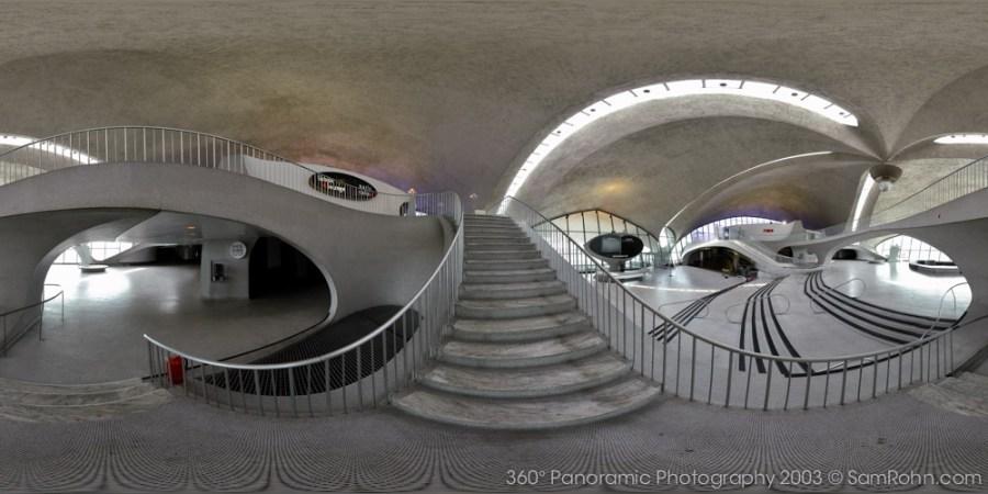 TWA Terminal :: New York City  :: 360° Panorama