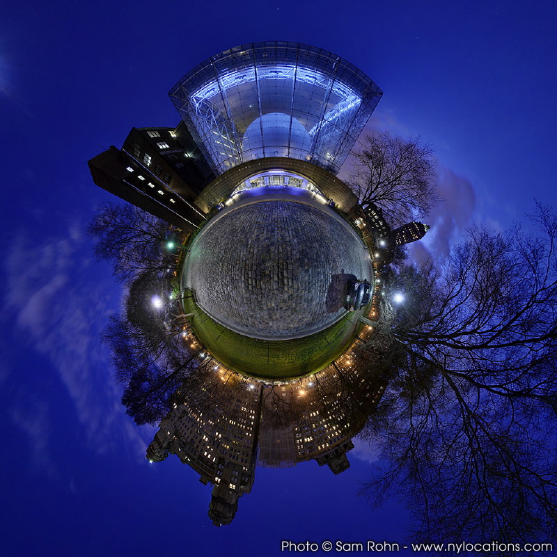Stereographic-panorama-new-york-005 :: Sam Rohn 360