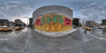 haring-mural