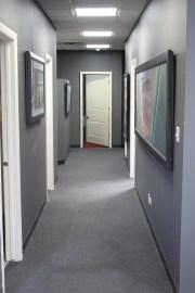 Peeking Through The Door Down The Hall