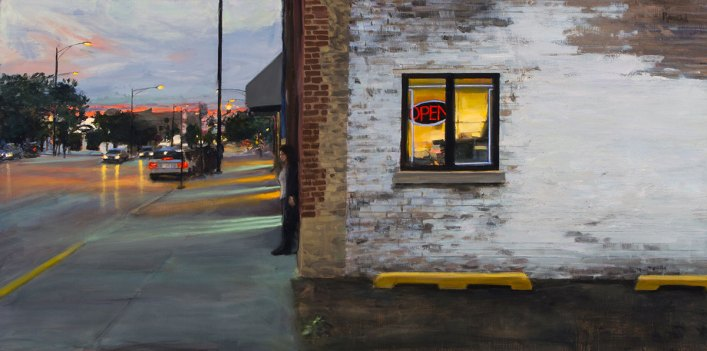 Open (North Milwaukee Avenue, Chicago), 32 X 64