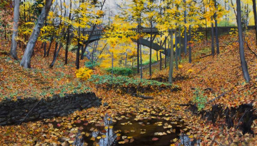 Walden Bridge (Lake Forest), 38 X 66, Sold