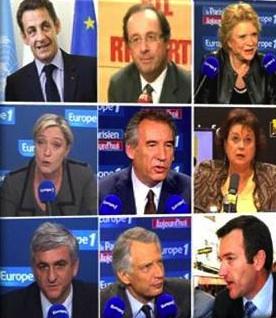 Présidentielle 2012: internet est-il plus pluraliste que les médias ?