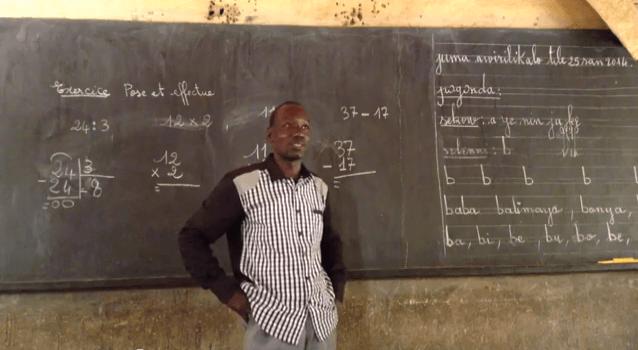 Vous pouvez aider à fournir une bibliothèque électronique à des lycéens et étudiants au Mali