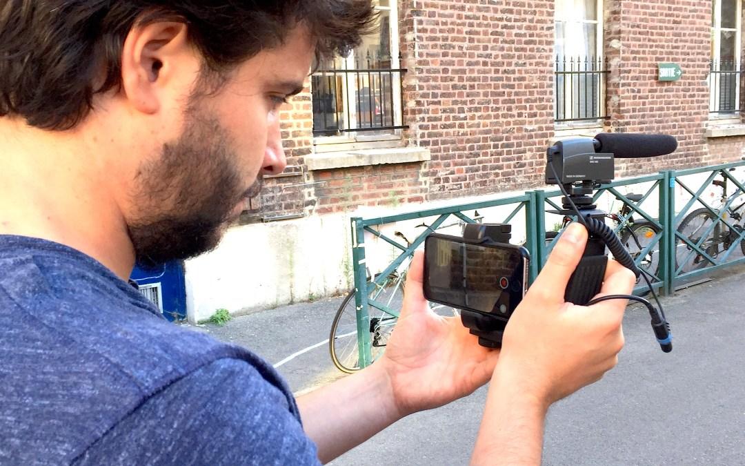 Le rendez-vous professionnel de la vidéo mobile
