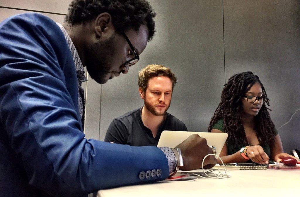 Hackathon francophone des médias aux Assises du journalisme 2017