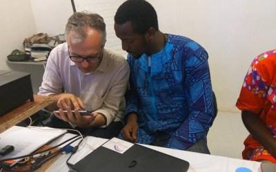 Au Mali, Kunafoni utilise la vidéo, le rap et l'humour pour mieux diffuser l'information