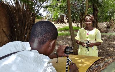 Centrafrique: Samsa.fr forme des journalistes au journalisme mobile