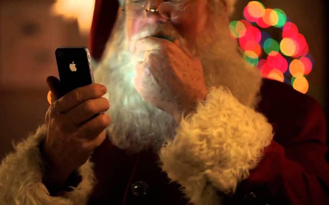 [Podcast] Tarif réduit pour les Rencontres vidéo mobile et la liste de Noël spécial «mojo»