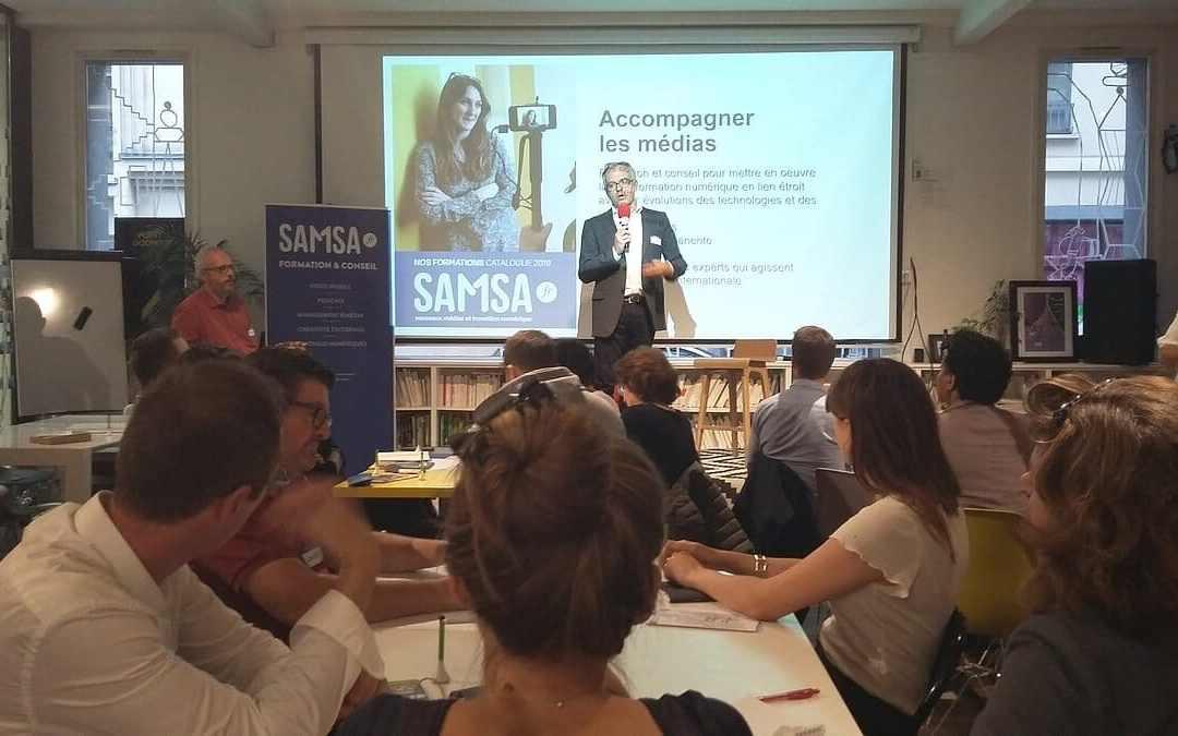 Design thinking et médias: Samsa.fr expérimente la méthode avec Klap.io