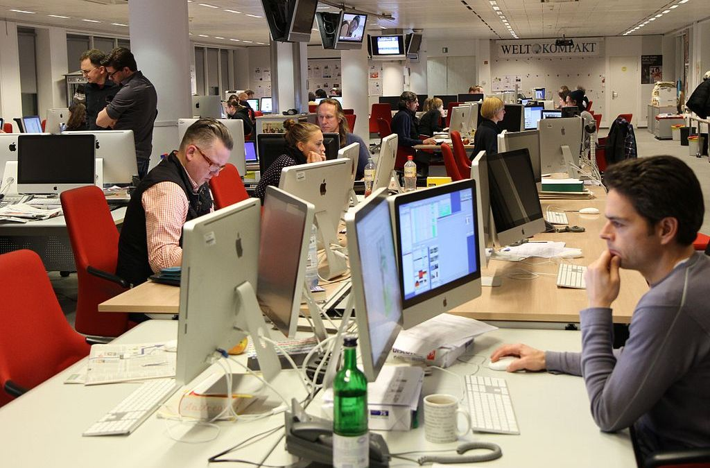 Le rôle des managers dans la transformation numérique des médias
