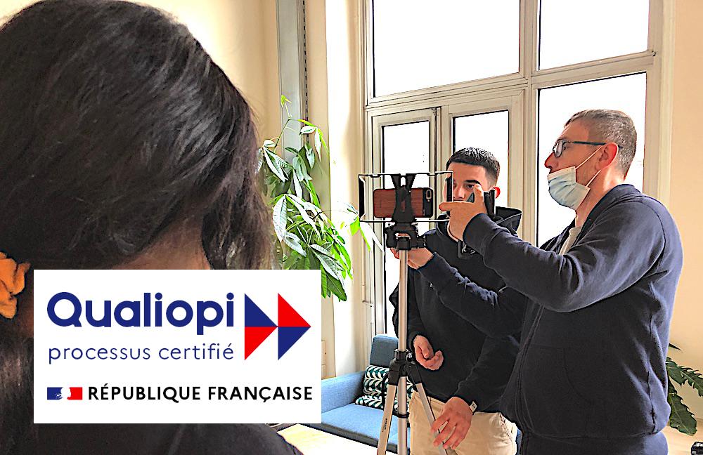 Certification Qualiopi pour les formations Samsa.fr