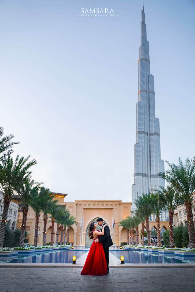 dubai pre wedding shoot