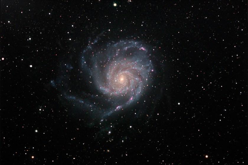 Galaxy M101 NGC 5457