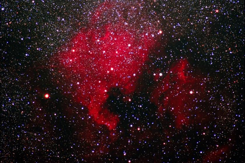 North American Nebula NGC 7000