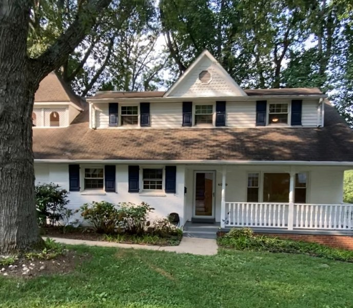 Act Fast – Rent this charming 5 bed 3 bath home in Kensington with front porch and two decks