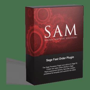 Sage 50 Fast Order Plugin