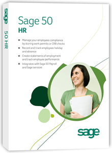 Sage 50 HR training