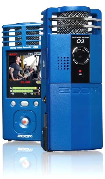 Samson Tech Q3 Zoom Recorder