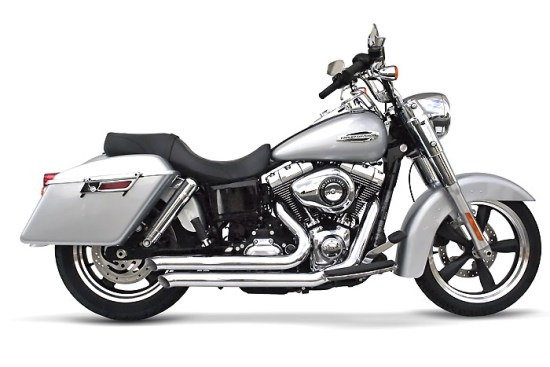 Dyna Exhaust
