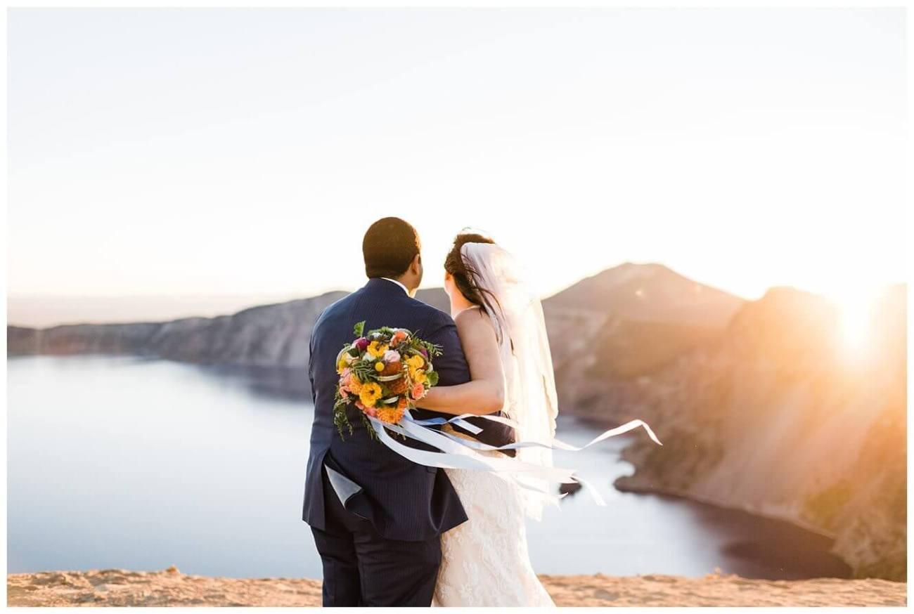 Crater Lake,S Photography,adventure elopements,elope,elopement,elopement photographer,intimate wedding,minimalist elopement,national park wedding,oregon,sunrise,