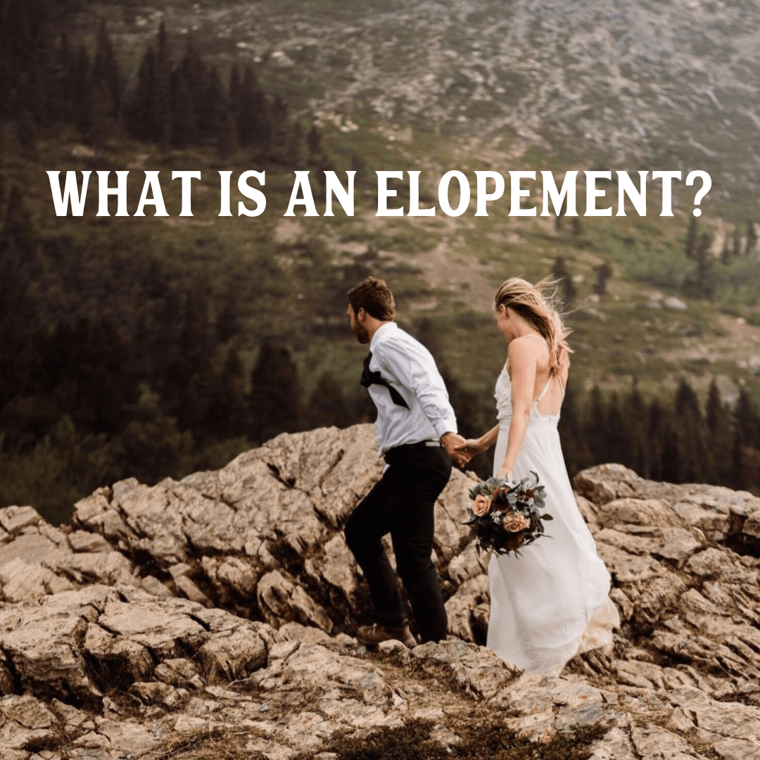What is an elopement photographer