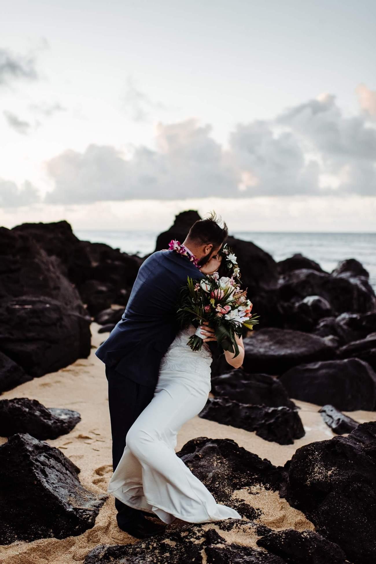 adventure elopement photographer,adventure elopements,adventure weddings,beach wedding,elope,elope on kauai,elopement,hawaii elopement,hawaii wedding,kauai,kauai elopement,kauai wedding,princeville wedding,